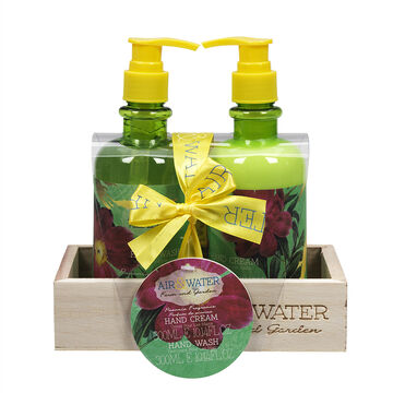 Air&Water Farm and Garden Wood Tray Gift Set