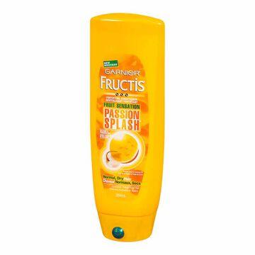 Garnier Fructis Fruit Sensation Conditioner - Passion Splash - 384ml