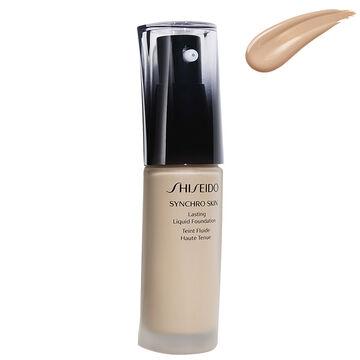 Shiseido Shynchro Skin Lasting Liquid Foundation - R3 Rose 3