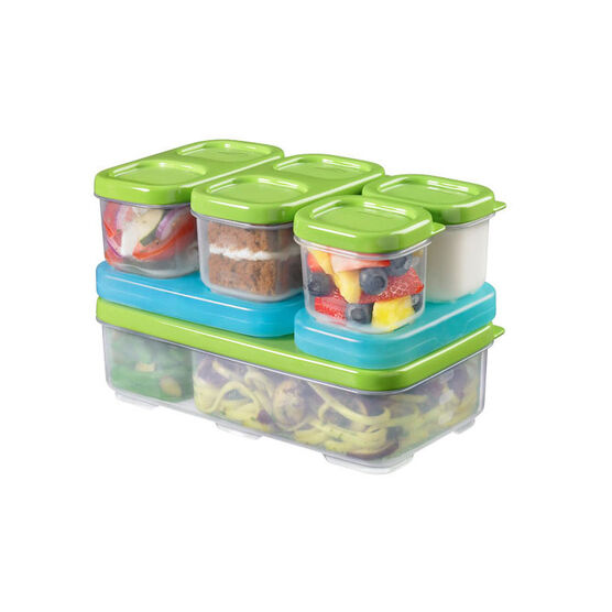 Rubbermaid LunchBlox Entrée Kit