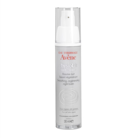 Avene Physiolift Night Smoothing Regenerating Night Cream - 30ml