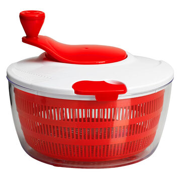 London Drugs Salad Spinner - Red