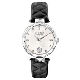 Versace Versus Covent Garden Ladies Watch - Black/Silver - SCD010016