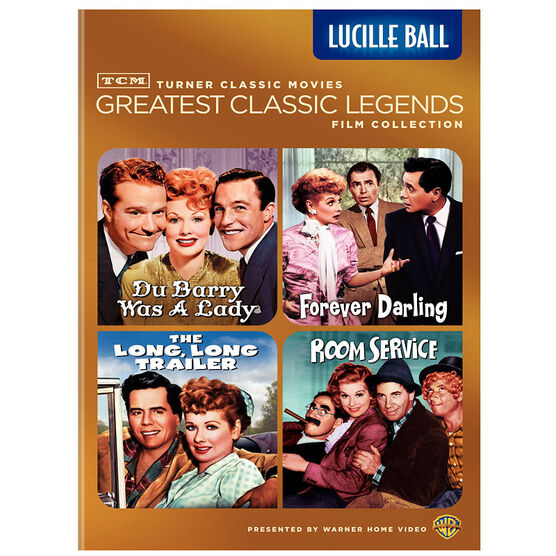 TCM Greatest Classic Films Collection: Lucille Ball - DVD
