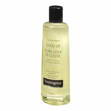 Neutrogena Rainbath Sesame Body Oil - 250 ml