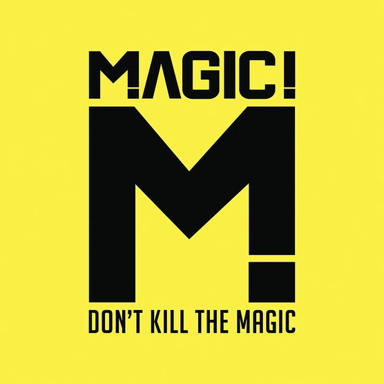 MAGIC! - Don't Kill the Magic - CD