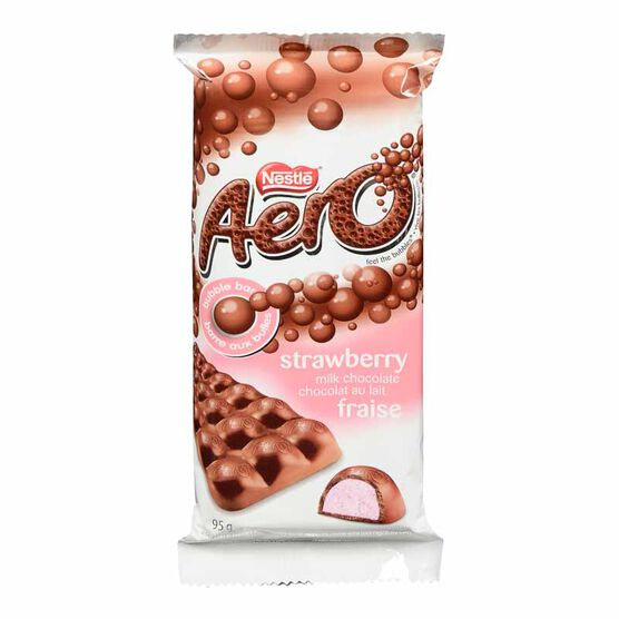 Nestle Aero Strawberry - 95g