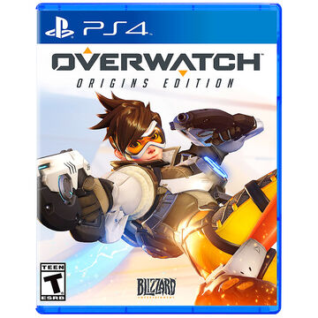 PS4 Overwatch: Origins Edition