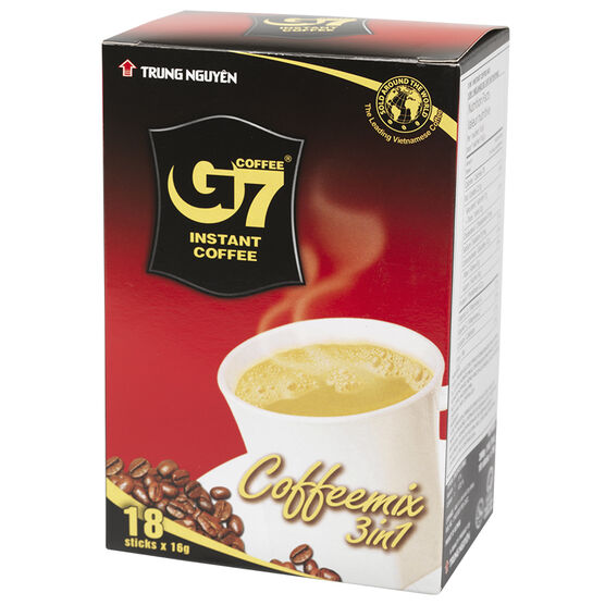 Trung Nguyen G7 Instant Coffee 18 S London Drugs