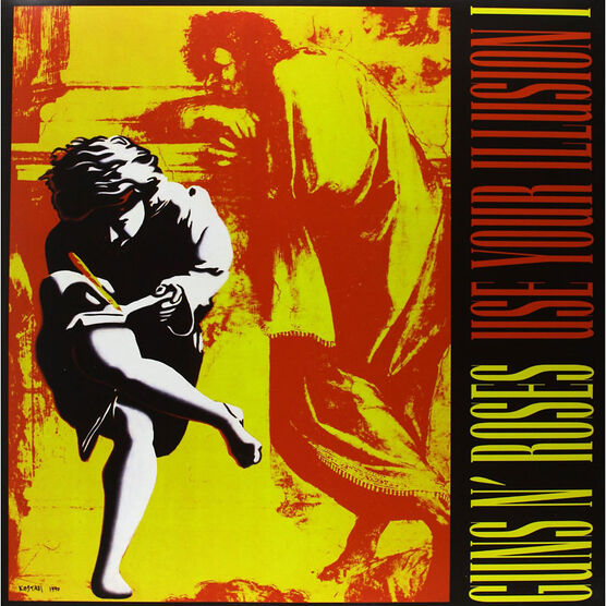 Guns N' Roses - V1 Use Your Illusion - Vinyl