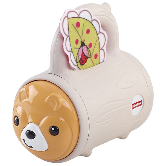 Fisher Price Hide 'n Peek Rattle