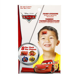 Disney Fever Stickers - Cars - 8's