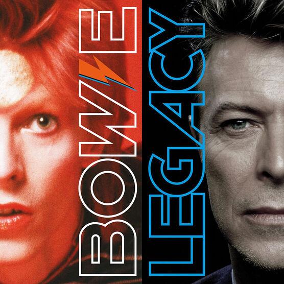 David Bowie - Legacy - 2 CD