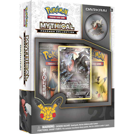 Pokemon Mythical Collection - Darkrai