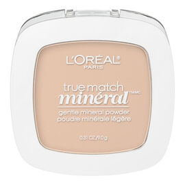 True Match Gentle Mineral Powder