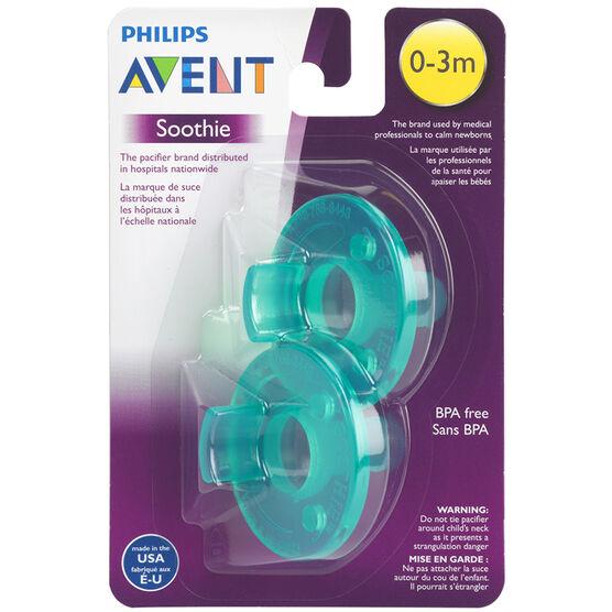 Avent Soothie Pacifier Newborn - SCF190/01