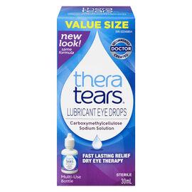 TheraTears Lubricating Eye Drops - 30ml