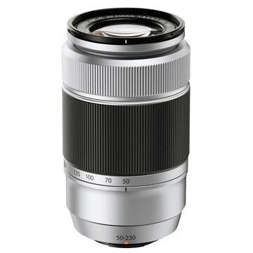 Fuji XC50-230mm F4.5-6.7 OIS Lens - Silver - 600016018