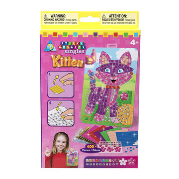 Sticky Mosaic - Kittens