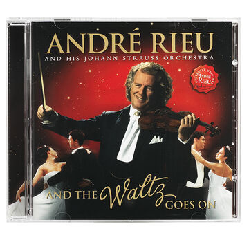 Andre Rieu - Waltz Goes On - CD