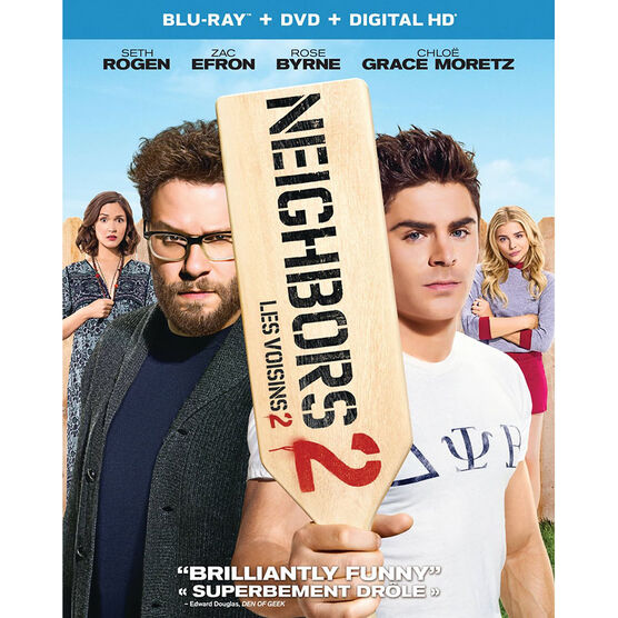 Neighbors 2: Sorority Rising - Blu-ray