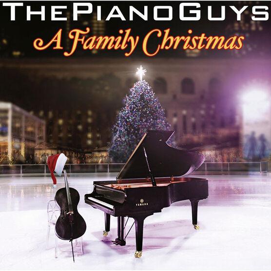 The Piano Guys - A Family Christmas - CD