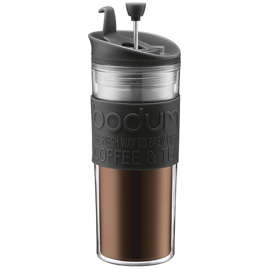 Bodum Travel Coffee Press - Black - 15oz