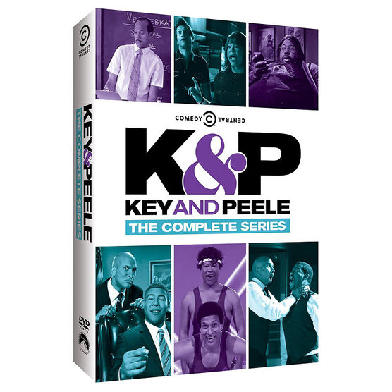 Key and Peele: The Complete Series - DVD