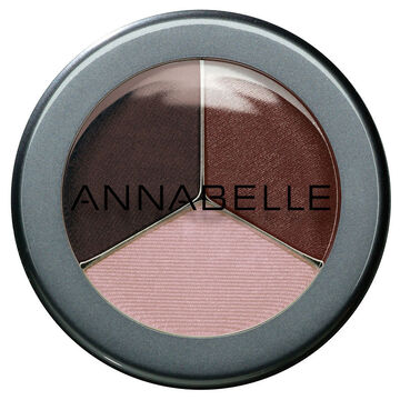Annabelle Trio Eyeshadow - Haute Chocolate