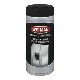 Weiman Stainless Steel Wipes - 30's
