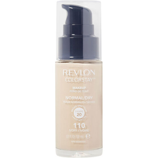 Revlon ColorStay Makeup with Softflex for Normal/Dry Skin - Ivory