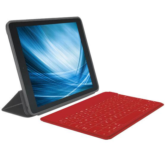 Logitech Keys-to-Go Keyboard - Red - 920-006722