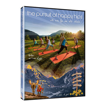 The Pursuit of Happy Hips - DVD