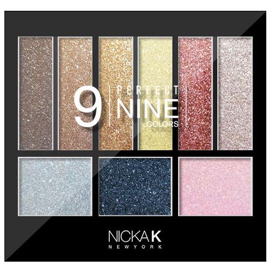 Nicka K Perfect Nine Eyeshadow Palette - AP018