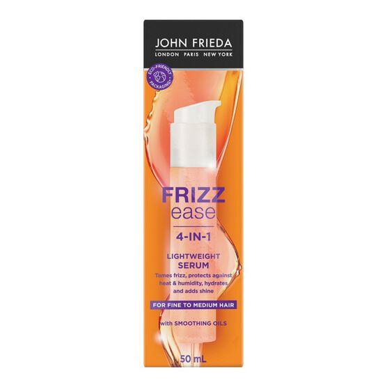 John Frieda Frizz Ease Thermal Protection Serum - 50ml