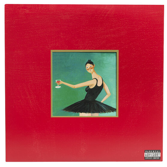 West, Kanye - My Beautiful Dark Twisted Fantasy - Vinyl