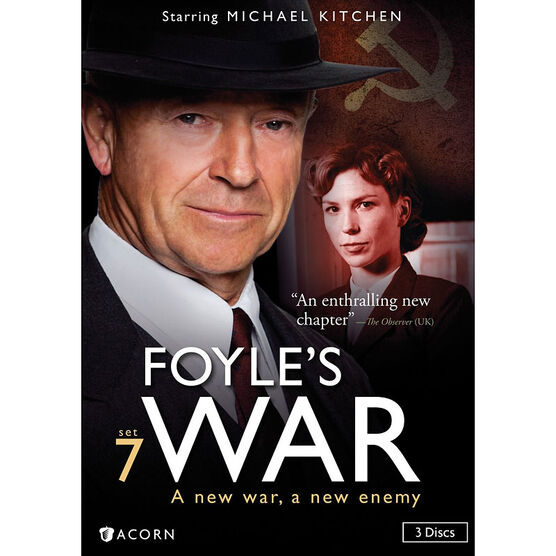 Foyle's War - Series 7 - DVD