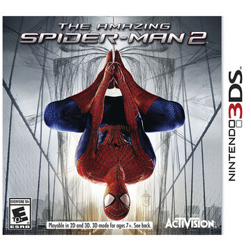 Nintendo 3DS The Amazing Spider-Man 2
