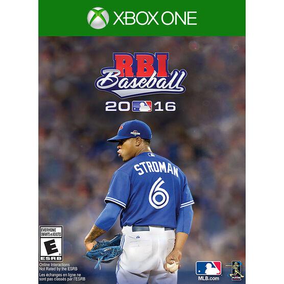 Xbox One R.B.I. Baseball 2016