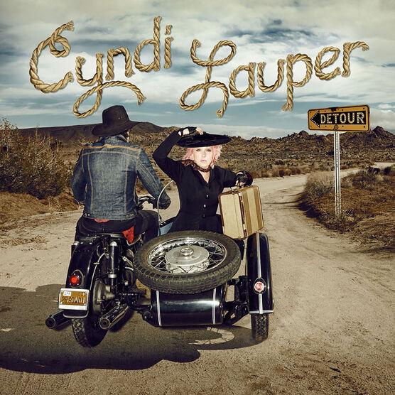 Cyndi Lauper - Detour - CD
