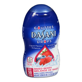 Dasani Drops - Mixed Berry - 56ml