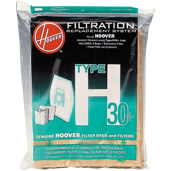 Hoover Tellios Filter Bags - 5's