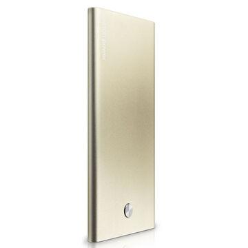 Logiix Piston Power Slim 360 5000mAh Portable Battery - Gold - LGX11893
