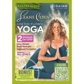 Gaiam - Leane Corn Detox Flow Yoga - DVD