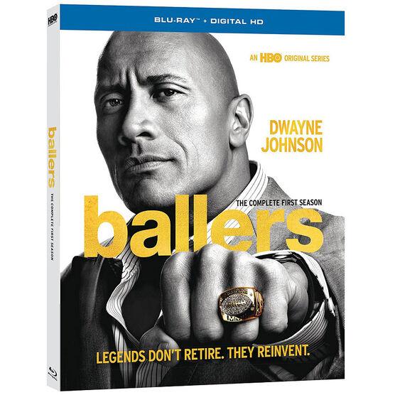 Ballers: Season 1 - Blu-ray