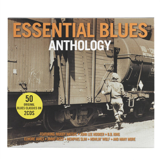 Various Artists - Essential Blues Anthology - CD
