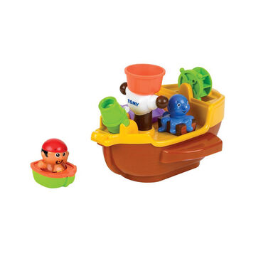 Tomy Pirate Ship Bath Toy