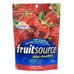 Sun-Rype Fruitsource Mini Bites - Strawberry - 170g