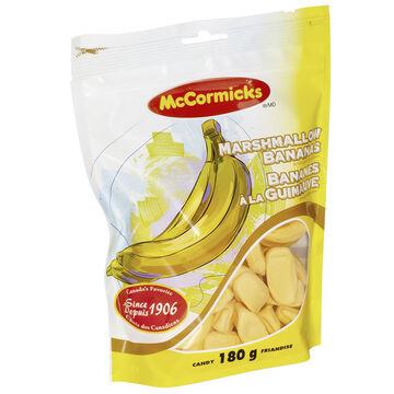 McCormicks Marshmallow - Banana - 180g