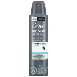 Dove Men+Care Invisible Dry Spray Antiperspirant - 107g